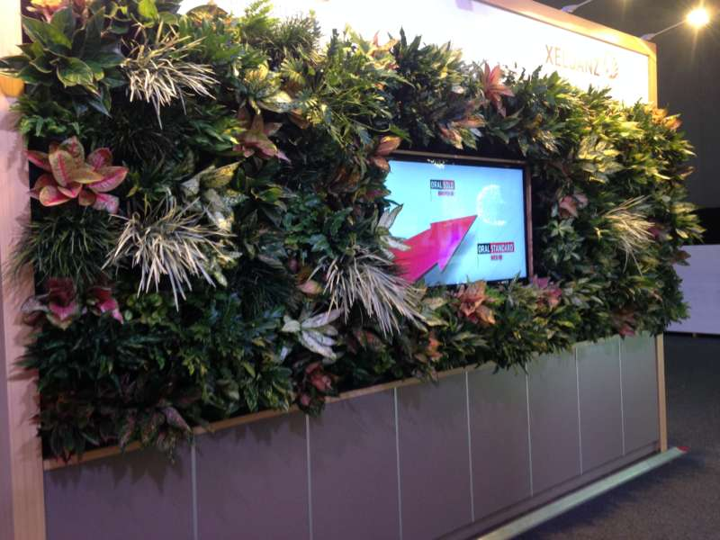 Vertical Garden Private function